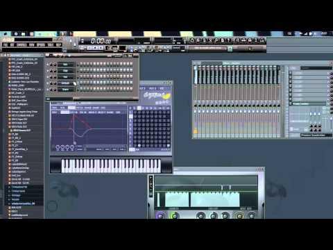 Fl Studio 10 Dubstep Tutorial (Sytrus)