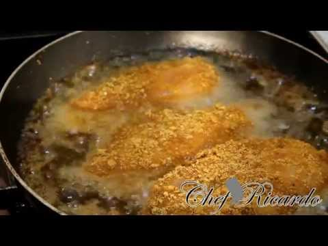 Cornflakes Fried Chicken | Recipes By Chef Ricardo