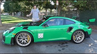 The Porsche 911 GT2RS Is the Craziest 911 Ever