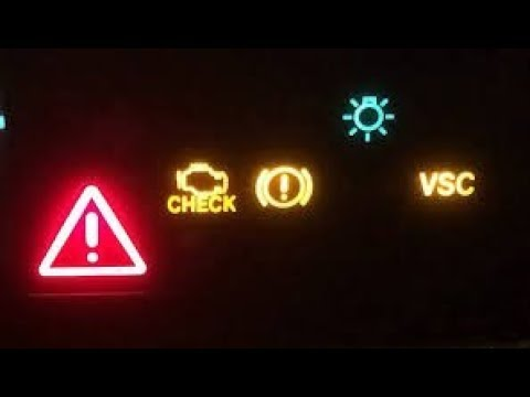 How To Reset Toyota Prius 2010-2015 Service Oil Change Light Message