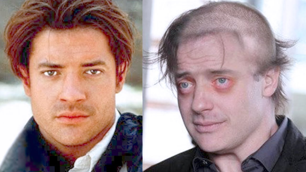 15 Famous People Who Seriously Let Themselves Go