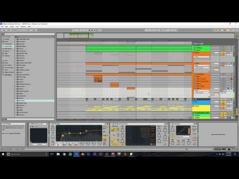 Making Melodic Dubstep in Ableton #3 (Track From Scratch)