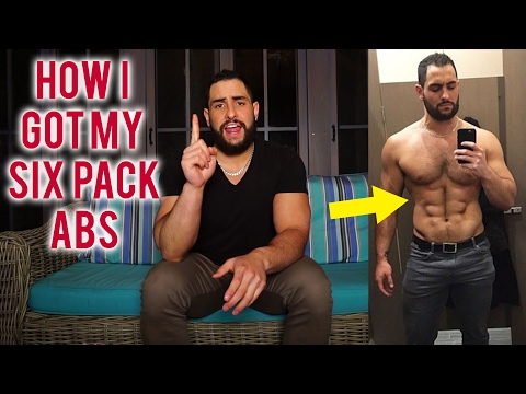 How I Got A Six Pack | My Personal Guide to Six Pack Abs (Ab Routine, Exercise Routine, & Nutrition)