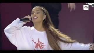 Ariana Grande - Side to Side Live (One Love Manchester)