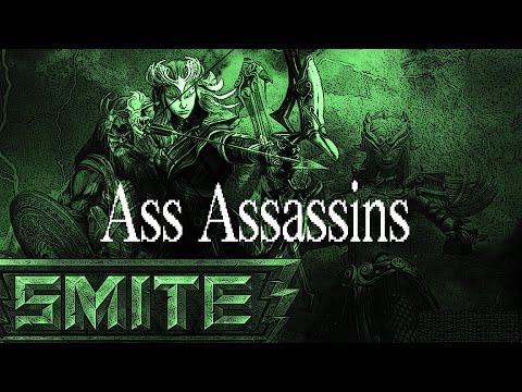 SMITE - Ass Assassins