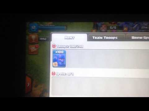 100 BOWLERS VS SHERBET TOWERS-Clash of clans private server!