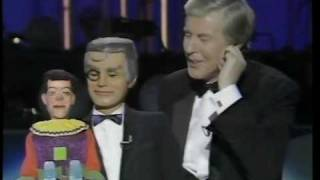 """Ray Alan with """"Lord Charles"""" - World's Greatest Ventriloquist - 1986"""
