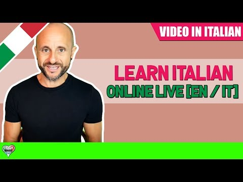 Practice Intermediate Italian Comprehension and Conversation: Learn Italian Online LIVE [IT]
