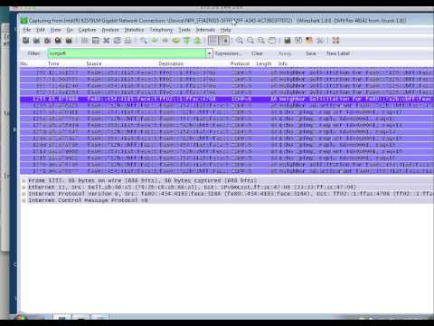 ipv6 addresses on windows and linux
