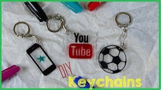 DIY Crafts: How To Make A Keychain