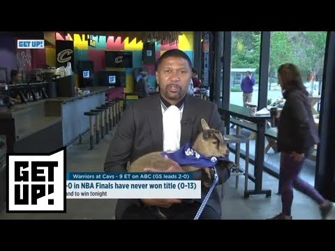 Jalen Rose gives his 'one thing' that Cavaliers need to win Game 3 of NBA Finals | Get Up! | ESPN