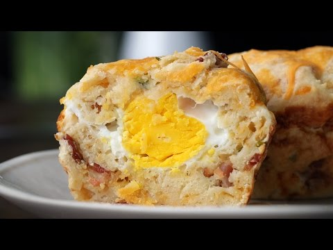 Grab-and-Go Breakfast Muffins