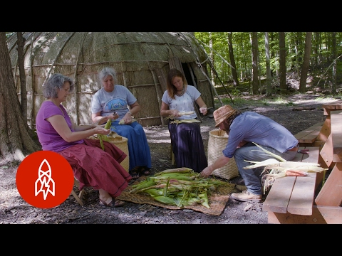 How Native Americans Are Saving Vegetables from Extinction