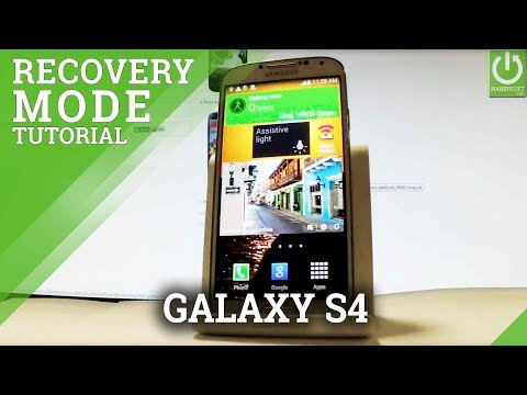 How to Enter Recovery Mode SAMSUNG Galaxy S4 - Quit Recovery