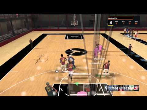 CRUNCH TIME! Denny Tice at the Rec Center! NBA 2K15 Online Gameplay