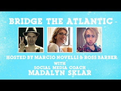 Madalyn Sklar: Twitter Tips, Women In Music & #GGchat (Interview 2015)