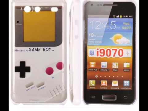 Samsung Galaxy S Advance Covers