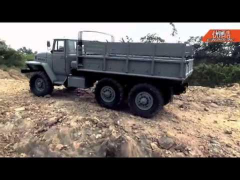 CROSS RC UC6 6x6 1/12 Truck