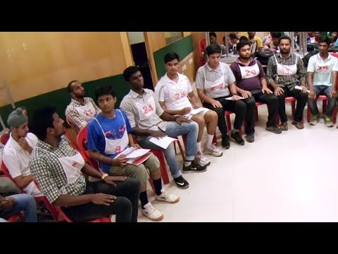 Picture Perception and Discussion Test Conducted 23 may 2018 (Part 1)
