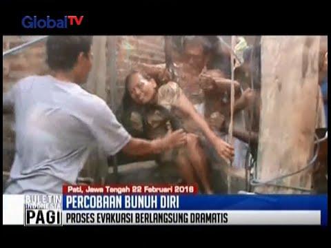 Xxx Mp4 Detik Detik Menegangkan Evakuasi Wanita Yang Coba Bunuh Diri Terjun Ke Sumur 25 Meter BIP 23 02 3gp Sex