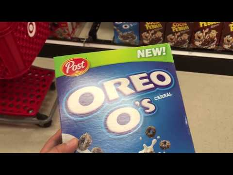 You can find Oreo O's at Target Stores now.  These don't have small Marshmallows