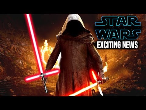 Star Wars! NEW Sith Lord Exciting News & More! (Star Wars News)