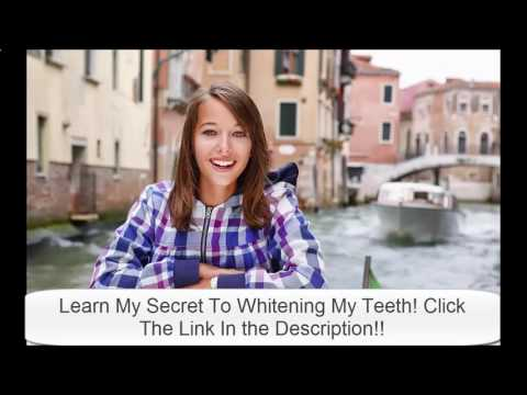 How To Whiten Teeth Gums 2016