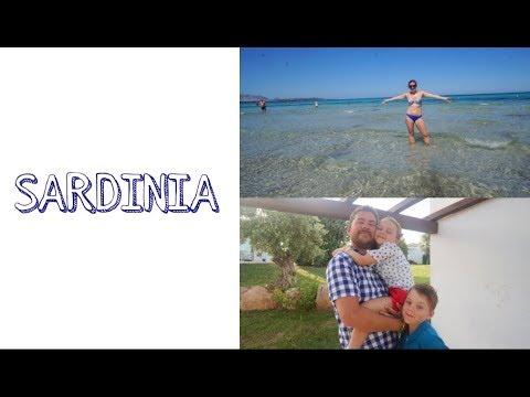 SARDINIA  / FAMILY HOLIDAY MAY 2018