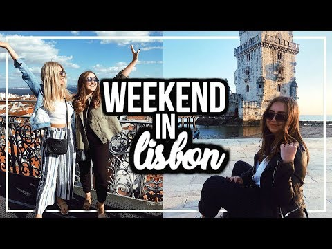 3 DAYS IN LISBON, PORTUGAL | Travel Diary