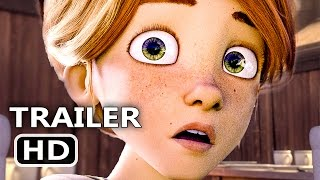LEAP Official Trailer (2017) Elle Fanning Animated Movie HD