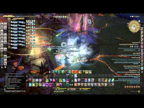 FFXIV - T6 (Second Coil of Bahamut - Turn 1)