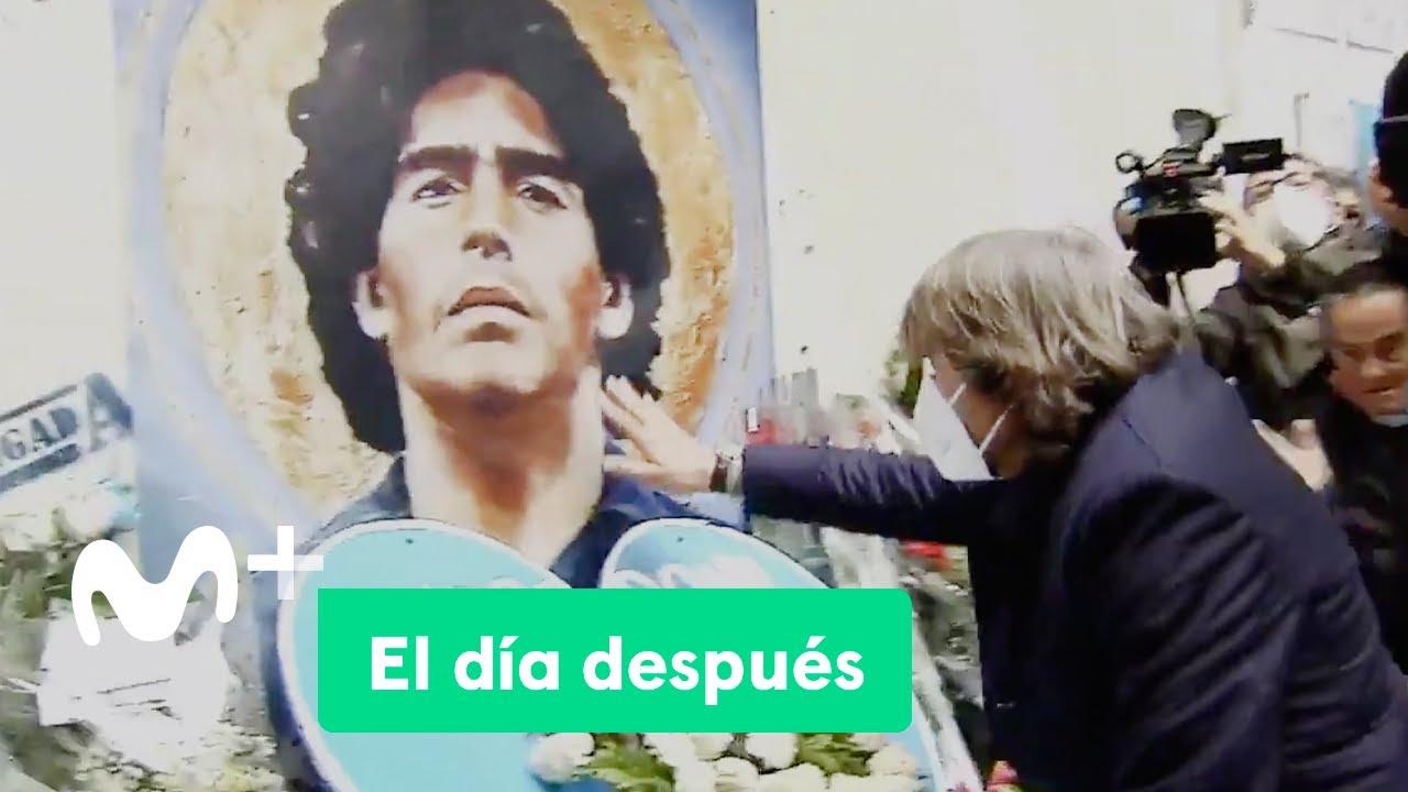 El Día Después (30/11/2020): Napoli y Maradona, una historia de amor eterno