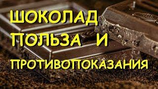 Шоколад. Польза и вред.