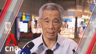 PM Lee on the coronavirus outbreak's impact on the Singapore economy