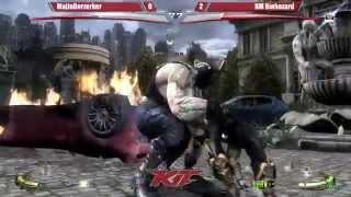 Injustice @ KIT15 - Syknis vs K. Prime / Limbo vs Diana's Dream / Majin vs Biohazard [720p/60fps]