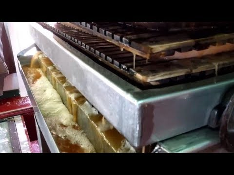 Pressing Apple Cider at Sally's Cider Press