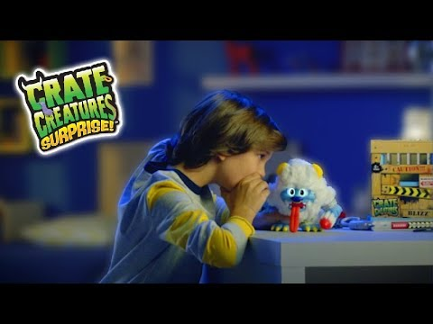 Crate Creatures Surprise - Free The Beast | :30 Commercial