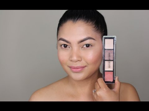 HOW TO: Contour/Highlight for Round and Morena Skin