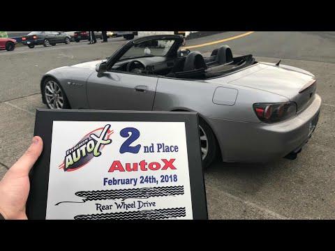 S2000 Evergreen Speedway AutoX