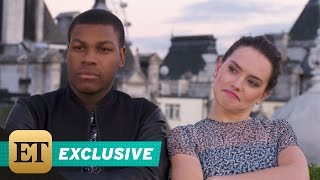 EXCLUSIVE: Daisy Ridley Rapping Is the Greatest