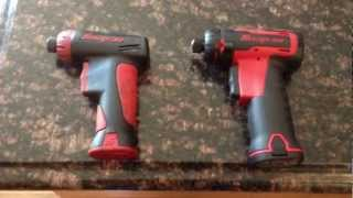 Review:Snap On CTS661 Cordless Screwdriver