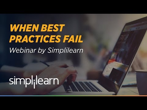 When Best Practices Fail | PPC Webinar by Brad Geddes | Simplilearn Webinar