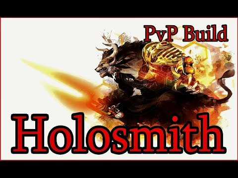 Guild Wars 2 - Holosmith PvP Build - Path of Fire