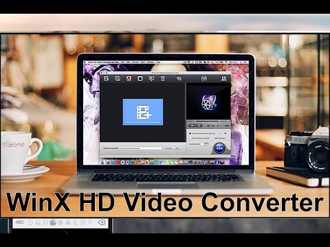 WinX HD Video Converter for macOS - Review & Giveaway