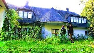 DIE MILLIONÄRSVILLA mit GEHEIMEN FLUCHTWEG (Lost Places)
