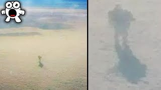 Top 10 Strangest Things Captured From The Sky