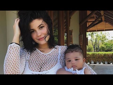 Kylie Jenner DELETES All Photos of Baby Stormi On Social Media