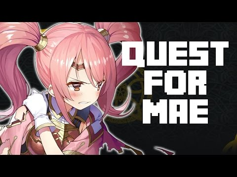 Quest for Mae in Fire Emblem Heroes