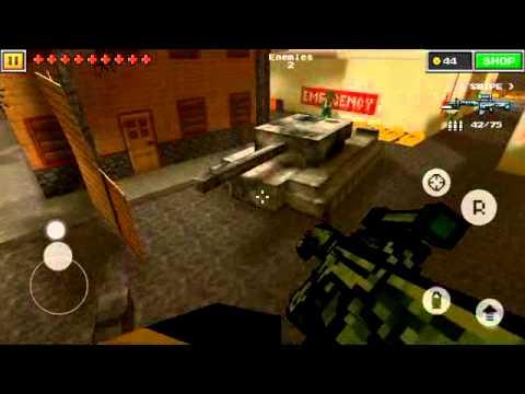 Pixel gun 3d lets play part 2