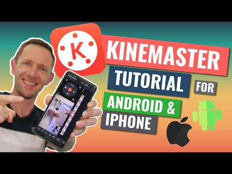 Xxx Mp4 Kinemaster Tutorial How To Edit Video On Android IPhone 3gp Sex